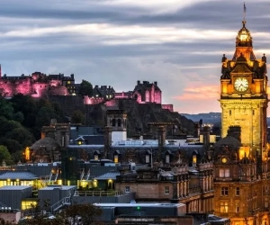 edinburgh skyline featured