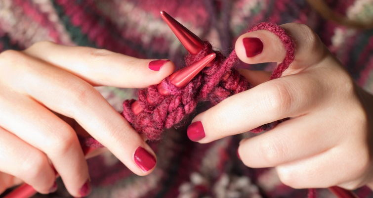 Knitting in Scotland