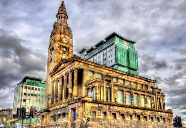 St Vincent Street Church Glasgow