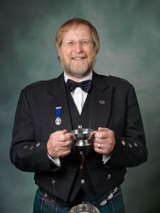 Stephen Cribb Keeper of the Quaich