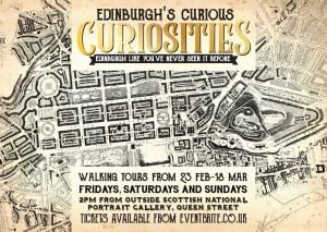 Curious Curiosities Edinburgh like you've never seen it before
