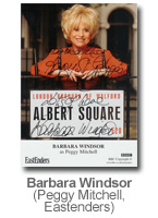 Barbara Windsor - Eastenders