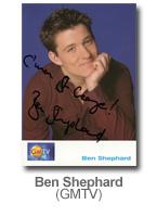Ben Shephard - GMTV