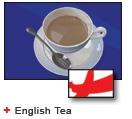 Bunting English Cup of Tea
