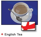 Bunting English Cup of Tea