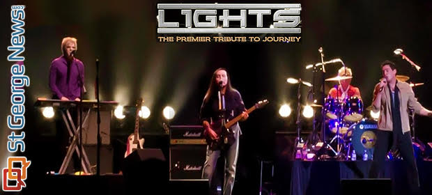 Journey Tribute Band Lights Up CasaBlanca Pool Party