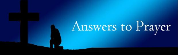 Image result for answers to Prayer