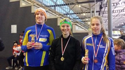 Baankampioenschappen jeugdmarathon
