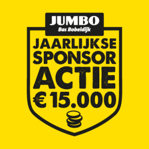 Start Jumbo Sponsoractie