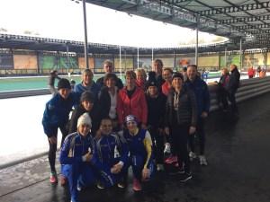Start schaatsclinic voor volwassenen
