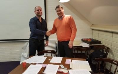 NINO en Nieuwkoopse Landijsbaan tekenen intentieverklaring
