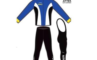 Uitnodiging passen nieuwe NINO kleding