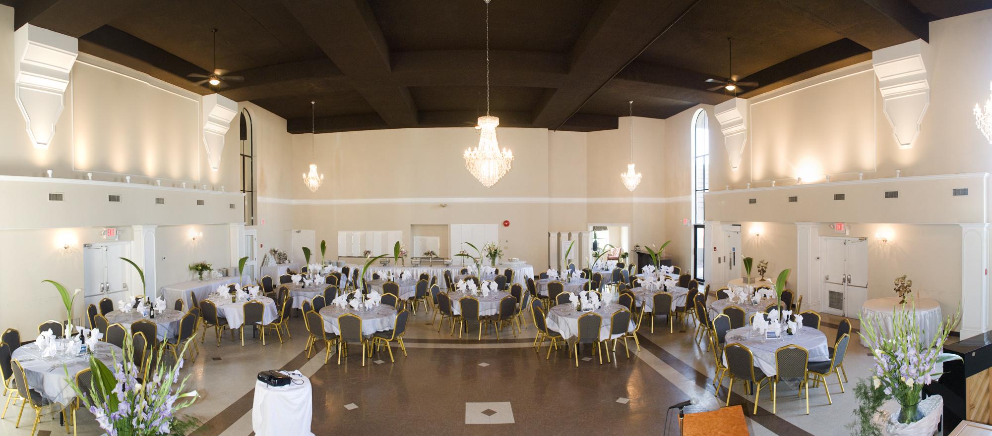 Hall Rental St Gregory Church BC Canada