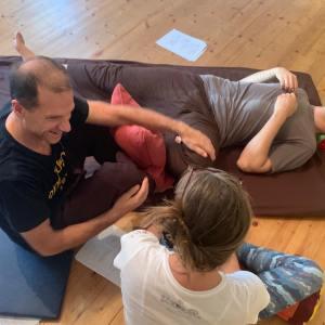 workshop Nuad Thai Massage Wien