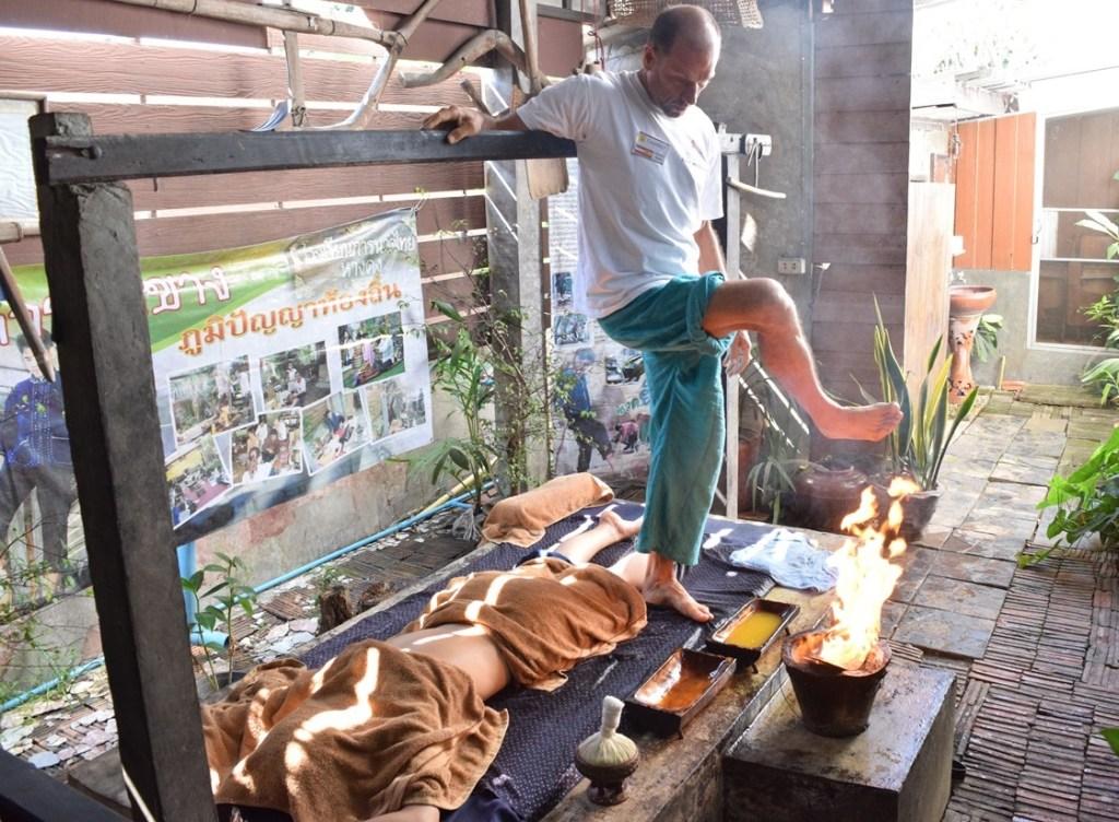 different Thai Massage experiences