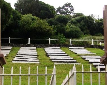 Boer Cemetery, St Helena Island