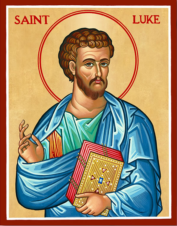 Apostle and Evangelist Luke