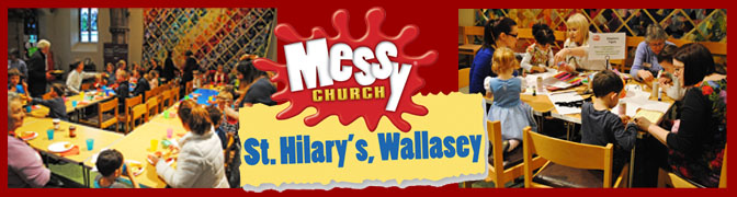 Messy CHurch Header