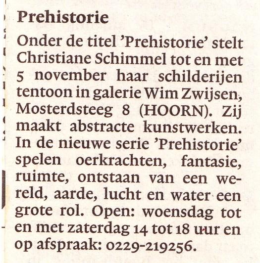 Kunstgalerie Wim Zwijsen