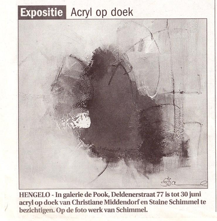 Galerie de Pook in Hengelo