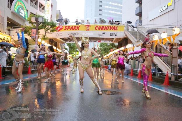 Spark carnival