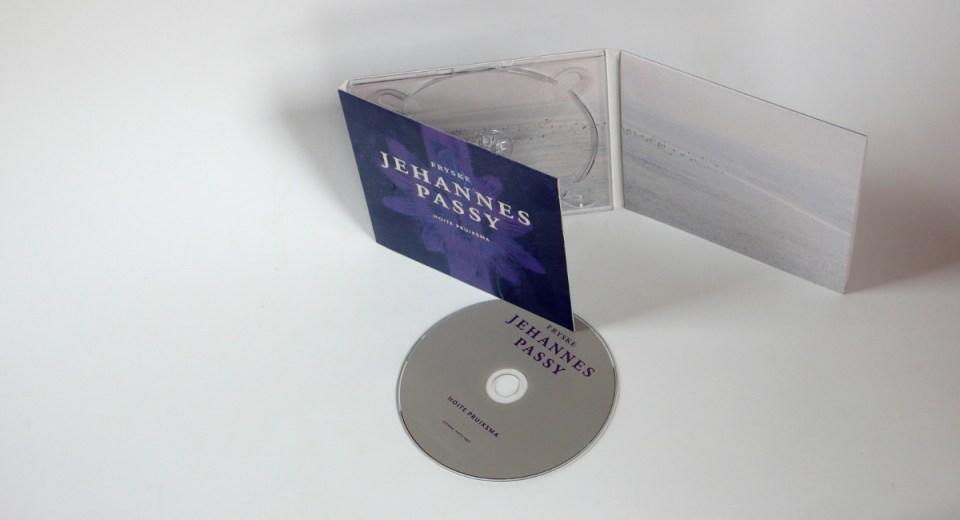 Foto van de CD