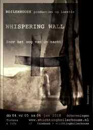 Poster Whispering Wall 40cm