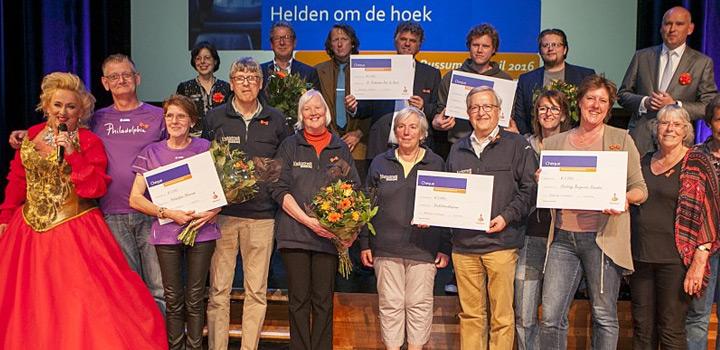 Stichting Burgerzin Naarden krijgt 2000 euro