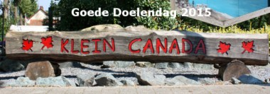 Klein Canada Goede Doelendag 2015