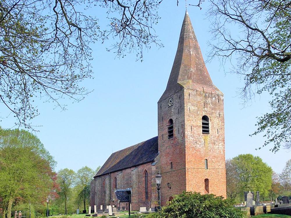 De toren van Onstwedde