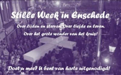 Foto Stille Week in Enschede 2014
