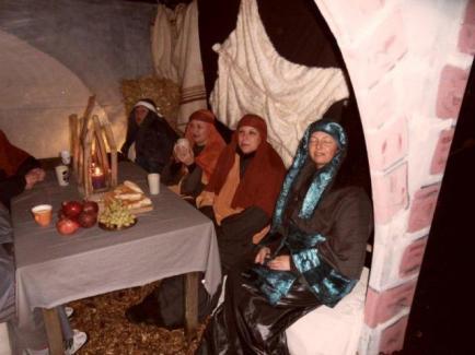 Kerstwandeling 2012