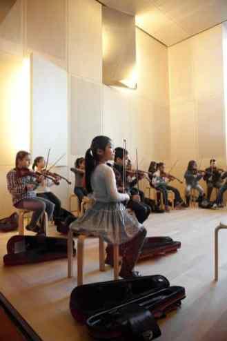 Espace éducatif - Philharmonie 1