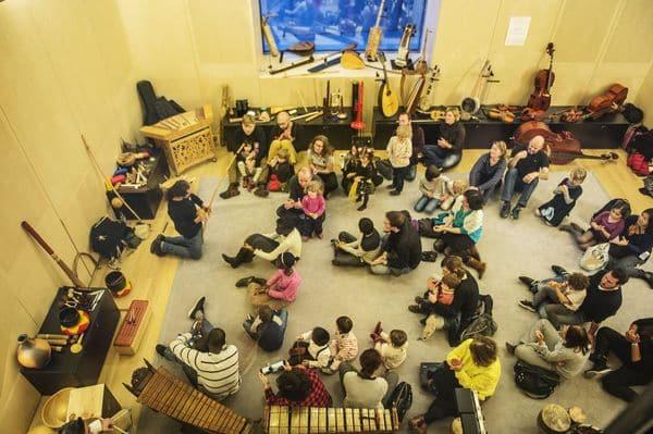Philharmonie de Paris - Ateliers éducatifs