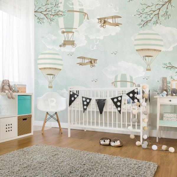Painel Fotográfico Infantil Lúdico Balões