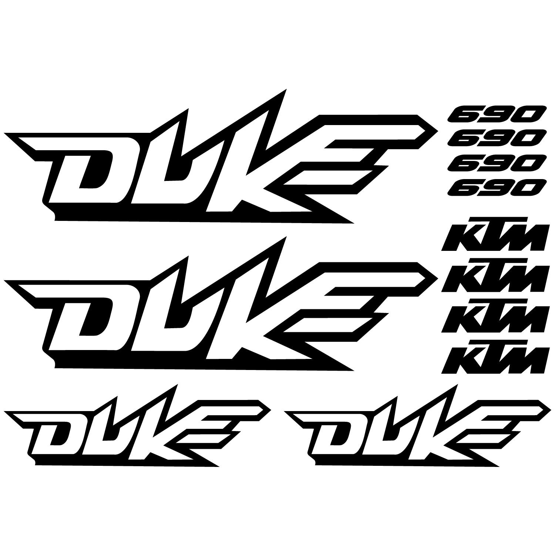 Stickers Ktm 690 Duke Pas Cher