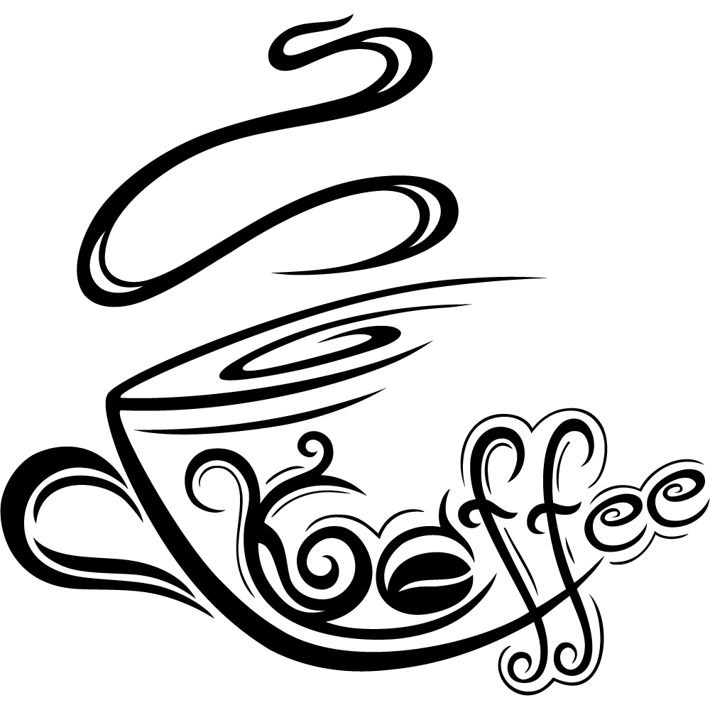 Stickers Tasse Caf Pas Cher