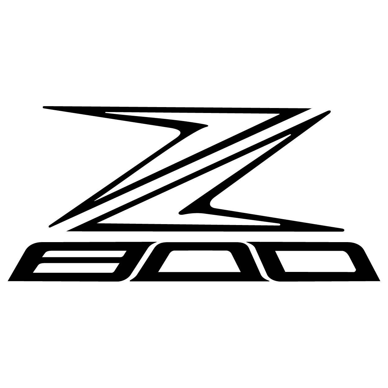 Stickers Kawasaki Z 800