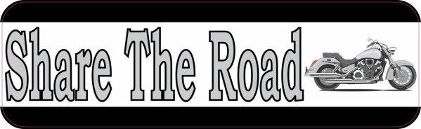 share the road bumper
