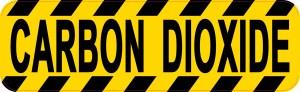 Carbon Dioxide Sticker