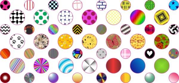 StickerTalk Camera Dots