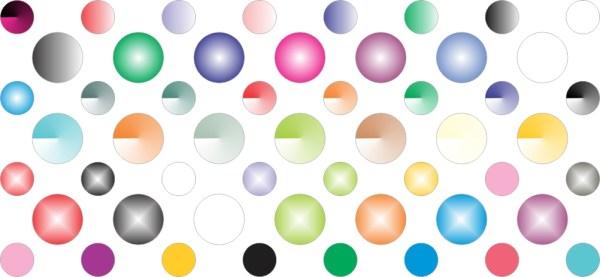 Pastel Camera Dots®