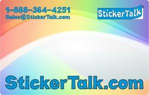 StickerTalk Gift Card