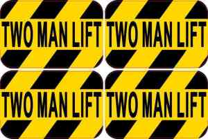 Two Man Lift Magnets