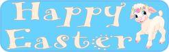Happy Easter Bumper Sticker