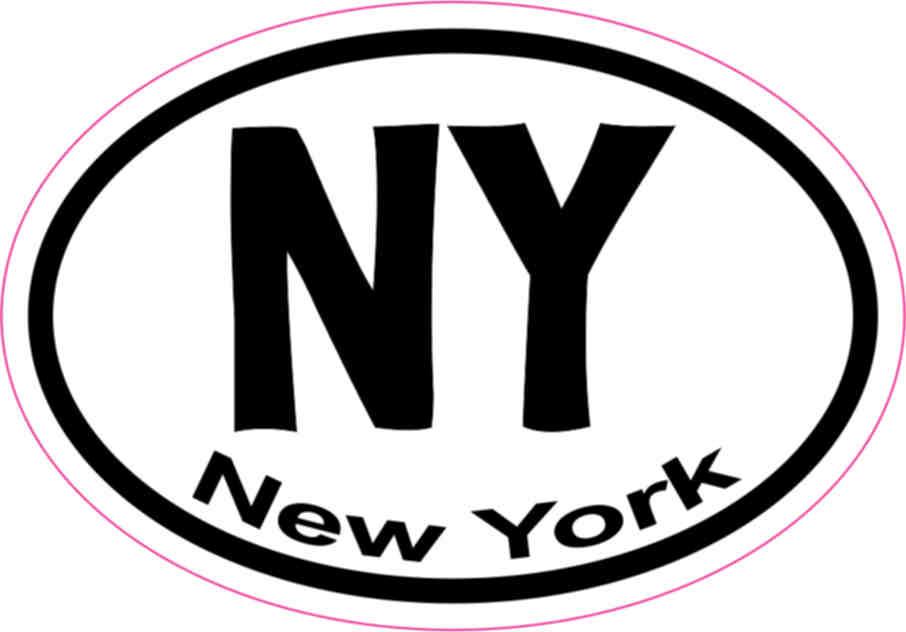 Tumblr New York Sticker