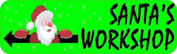 Santa\'s Workshop