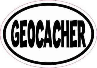 Geocacher Sticker