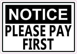 pay First