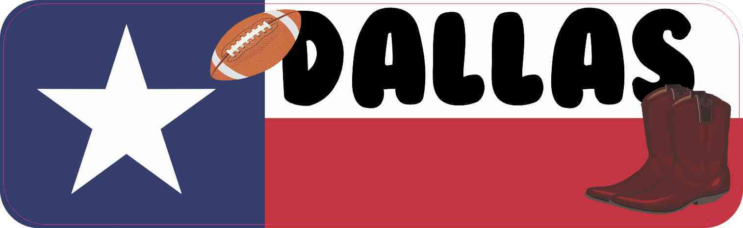 Dallas Texas Magnet